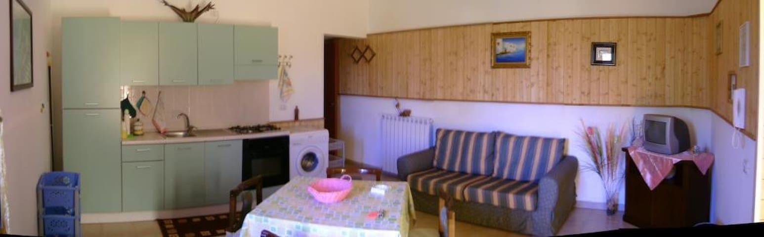 Appartamento completamente arredato - Serre - Apartment