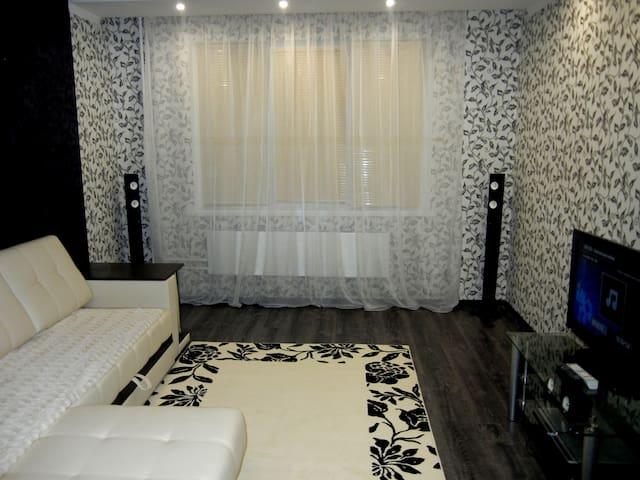 Уютная квартира в 10 мин. от аэропо - Saratov - Huoneisto
