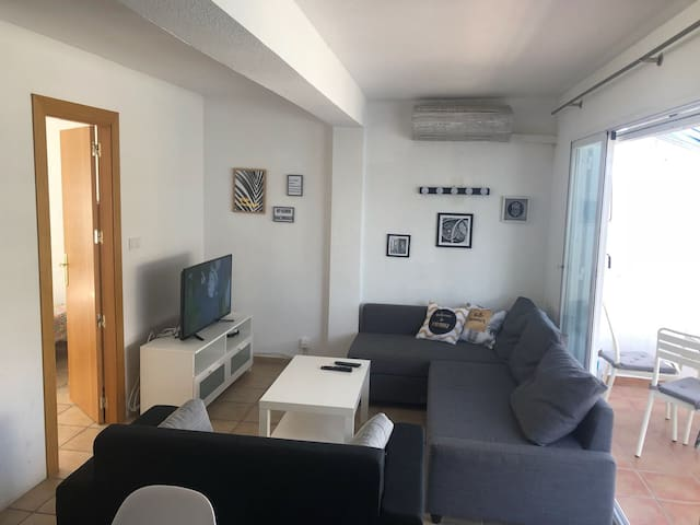 Apartment with WI FI and parking in the heart