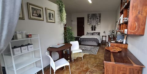 Upstairs self-catering