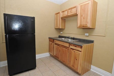 Huge 2 bedroom 2 bath Apartment - Wheeling - Lejlighed