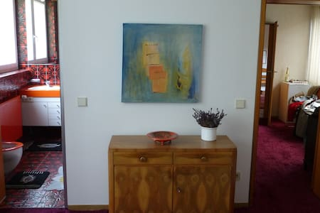Unterkunft zum Erholen und Ausruhen - Fellbach - Apartamento