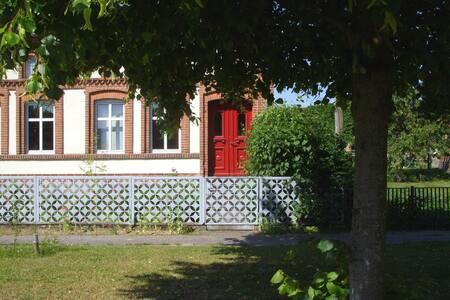 Ferienwohnung im Dorf - Brunow