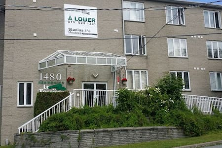 Petit Coin Relaxant. - Sherbrooke - Apartment