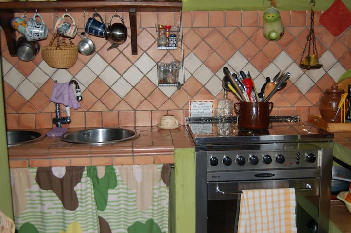 appartamento in  campagna Capalbio - Capalbio - Daire