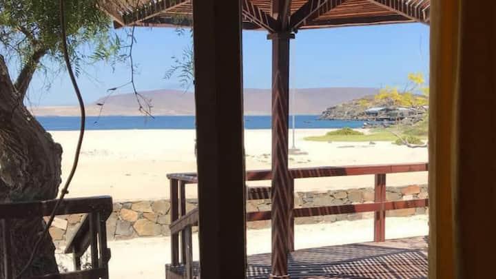 Playa Blanca Bahía Inglesa frente al mar Wi-Fi