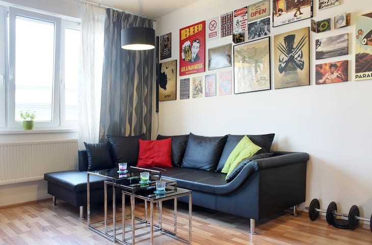 Cool and Stylish Flat Next to the O2 Arena