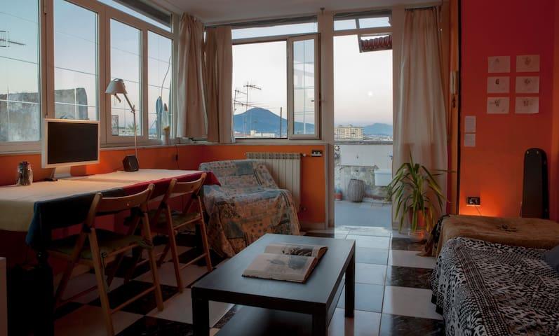 Cool Apartment  in Naples - Неаполь - Квартира