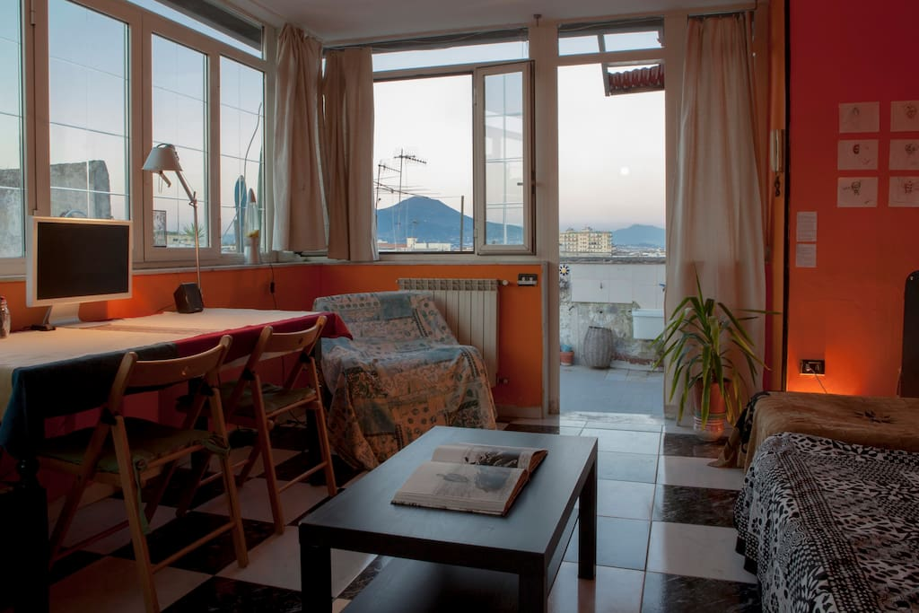 Cool Apartment In Naples Apartments For Rent In Napoli Campania Italy