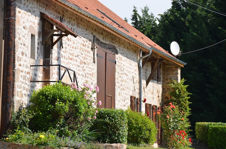Your country cottage 2h from Paris - Saint-Martin-du-Puy - Casa