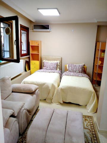 Cemed Family Flats Bosphorus No:4 - İstanbul - Apartment