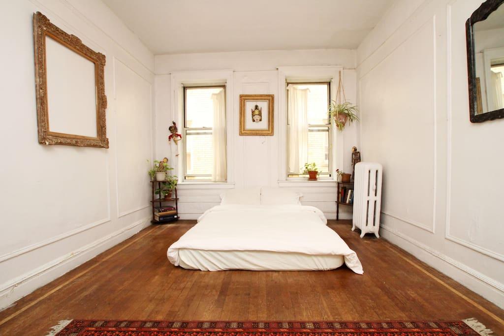 Beautiful Spacious Room Manhattan Appartamenti In