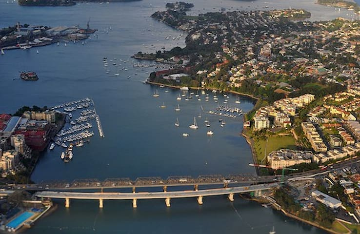 the best of Sydney's Shipwright Bay - Blakehurst - Appartamento