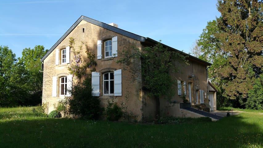 La Maison Rose - Basse-Rentgen - Huis