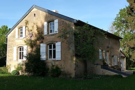 La Maison Rose - Basse-Rentgen