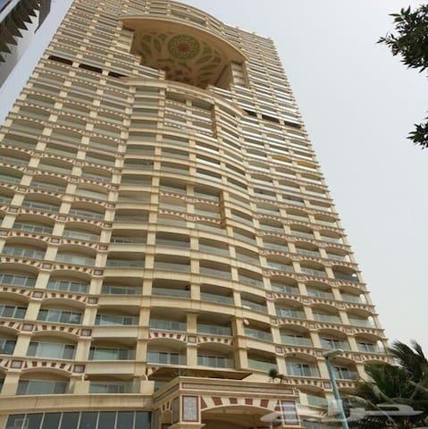 Breath taking apartment Kornich JED - Jeddah - Apartment