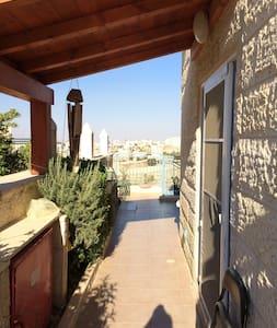 1 BdrmStudio, Pisgat Zeev Jerusalem - Jerusalem - Apartemen