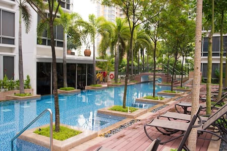 Cozy Luxurious Condo in Singapore - 新加坡 - 公寓