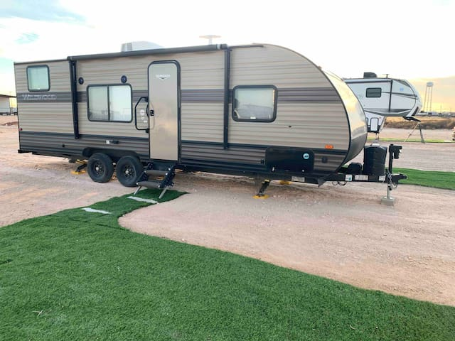 Ranch Style RV Space - Monahans, TX