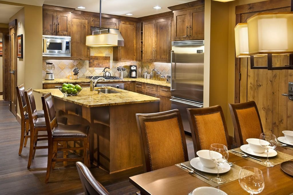 Example of Standard Kitchen