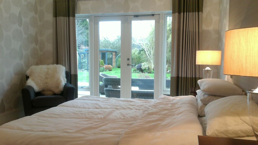 Luxurious double ensuite bedroom - Dublin - House