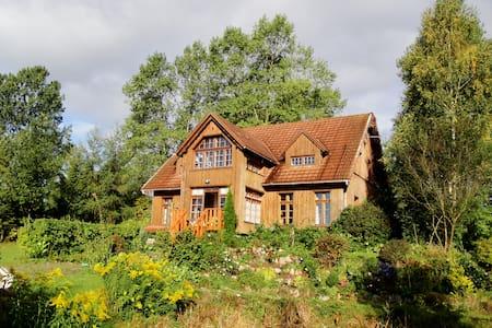 Ferien in der Kaschubei - Borzestowska Huta - Talo