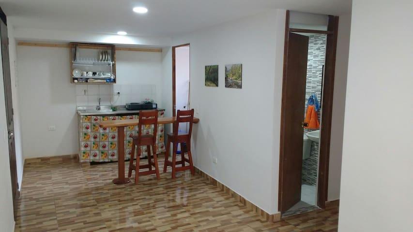 Apartamento cerca de Medellín en el Retiro - Medellín - Lägenhet