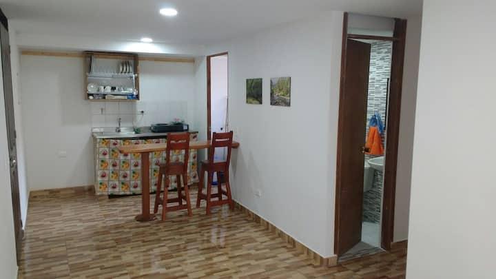Apartamento cerca de Medellín en el Retiro