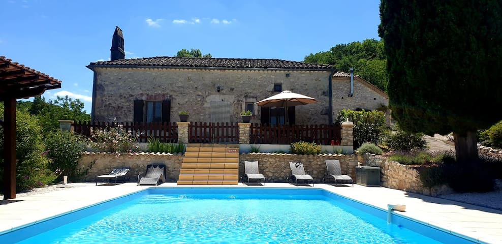 Holiday house in the south of France