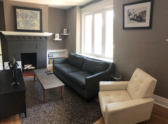 3 bdrm Urban retreat in The Junction and High Park