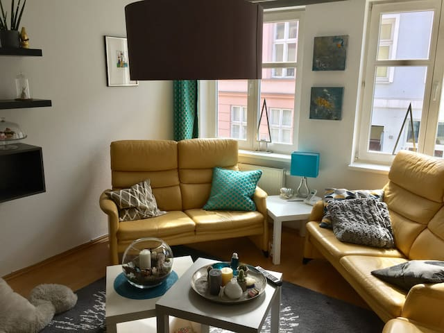 Cozy and central Apartment in Rostock