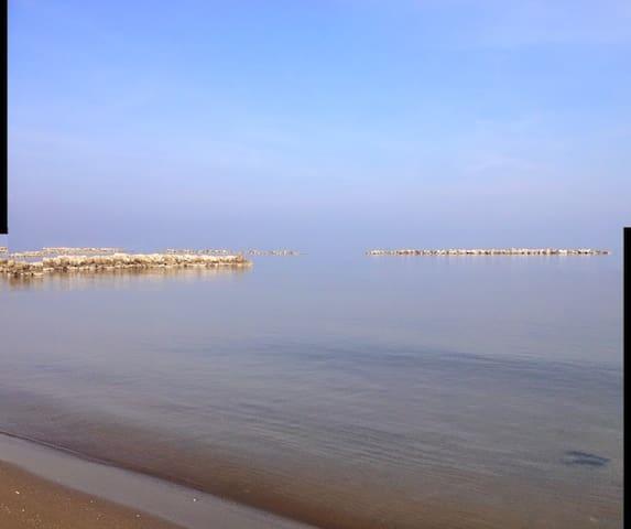 50 mt dalla spiaggia - Campomarino Lido - Daire