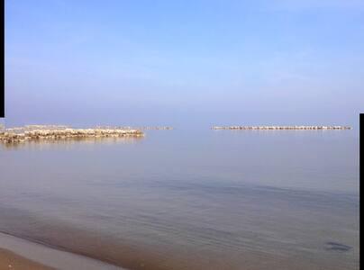 50 mt dalla spiaggia - Campomarino Lido - Διαμέρισμα