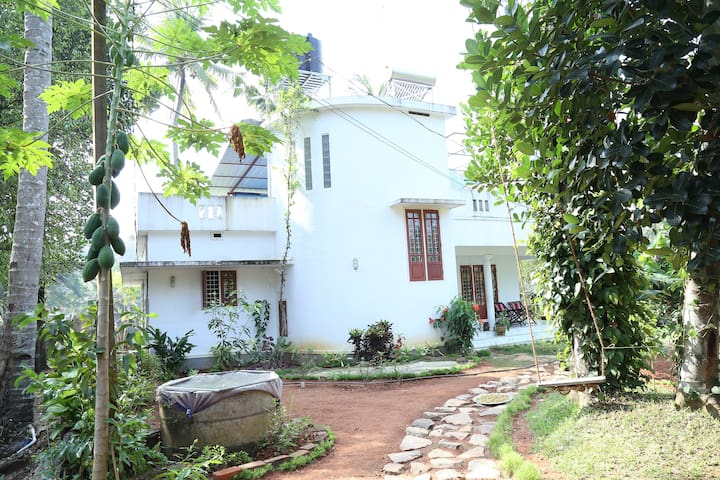 Thiruvalla - Thiruvalla - Penzion (B&B)
