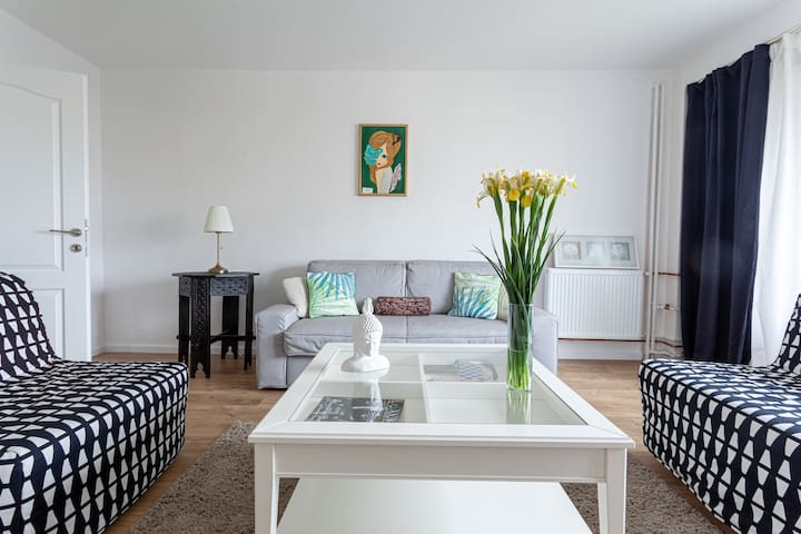 Old town 3 bedrooms big discount long stay