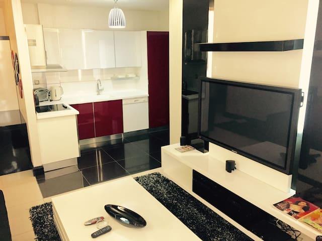 ÇANKAYA RENTAL HOUSE No:7 - Çankaya - Apartament