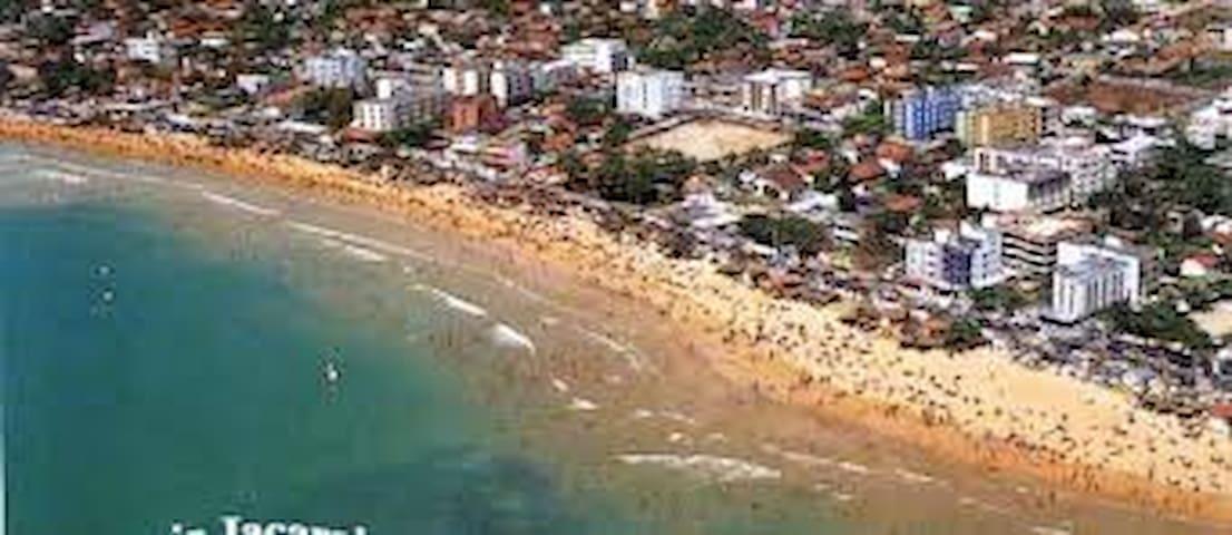 Apartamento aconchegante, praia Jacaraipe.