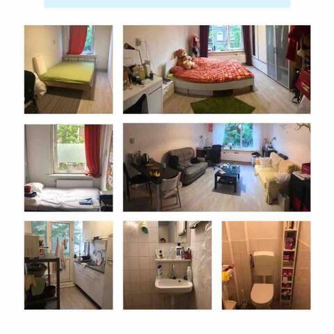 Wissingstraat room in house