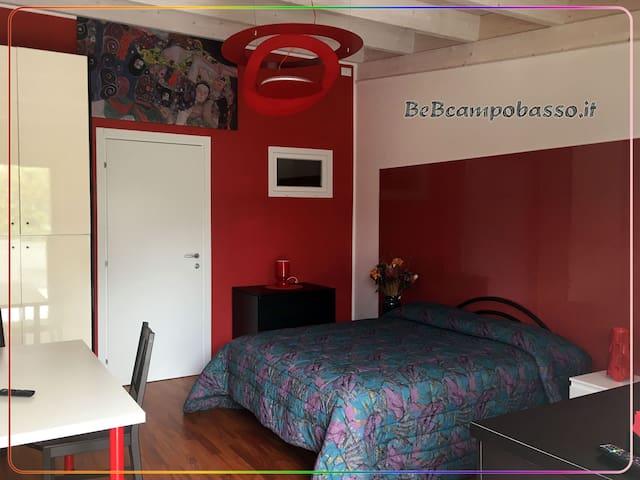 BeBcampobasso (alloggio Rosso)