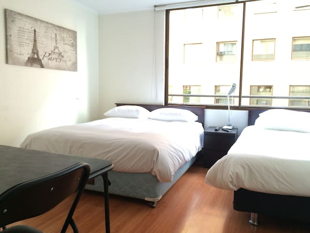 Apartment Costanera Center (606)