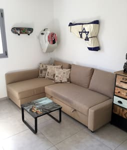 Deux pieces neuf Tel Aviv Cosy - 特拉维夫-雅法 - 公寓