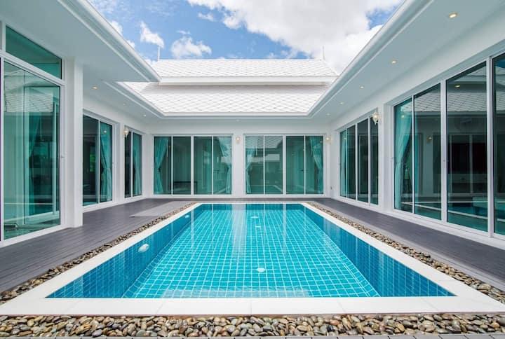 Marwin 8 (Private Pool Villa, 4 bedrooms )