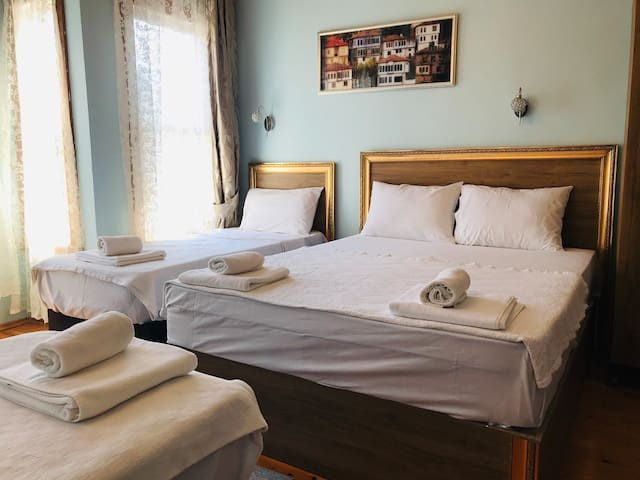 OSMANLI KONAKLARI APART HOTEL (4 PERSON ROOM)