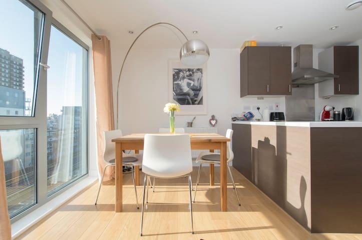 Beautiful and Modern City Flat - Londra - Daire