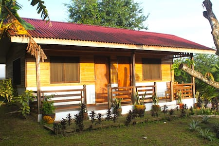 Bungalow with A/c and pool - bungalow 2