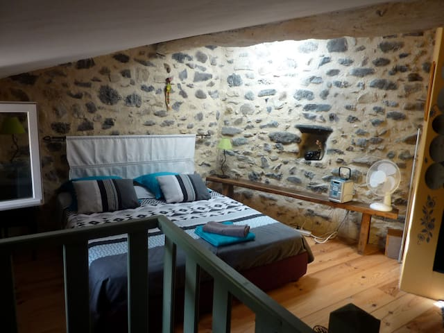 "BED AND BREAKFAST ""CALIXTE"" ARDÈCHE-COIRON ROAD"