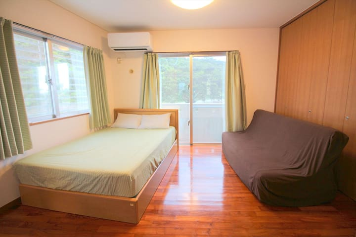 Okinawa Whole House for Family near the airport PH