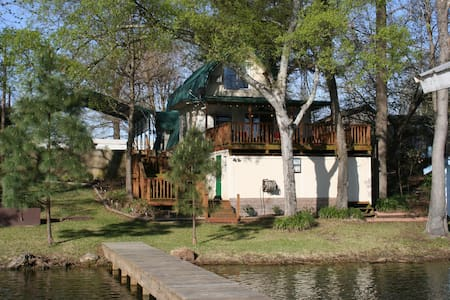 Vildanden Cottage on Lake Winnsboro - Winnsboro - Ev