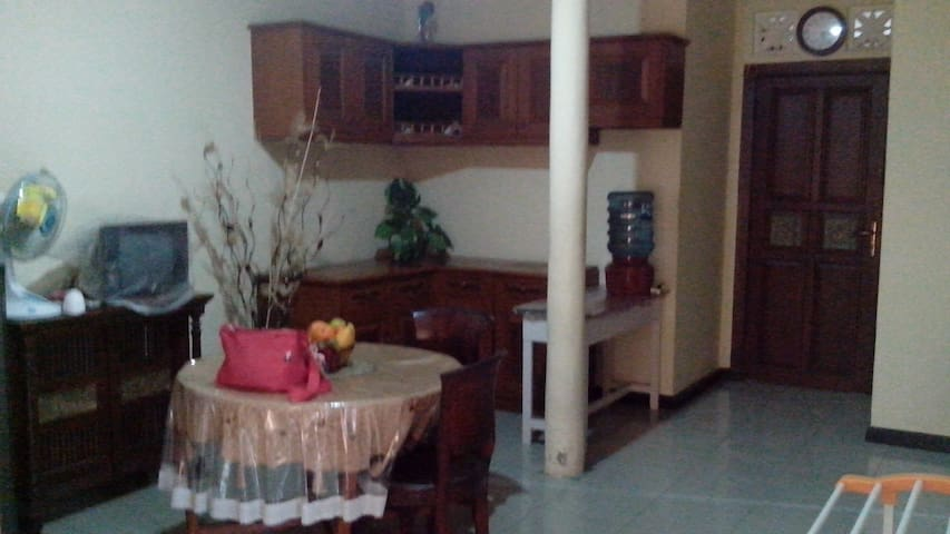 Nice House in Jimbaran Bali - South Kuta - Huis
