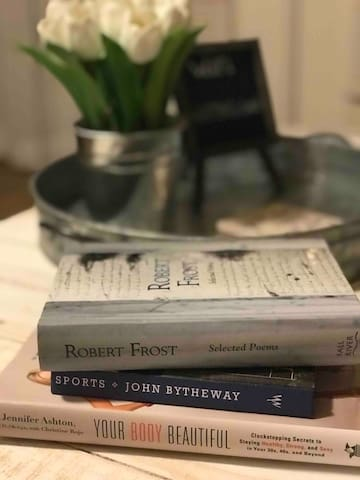 Little spaces with great reads